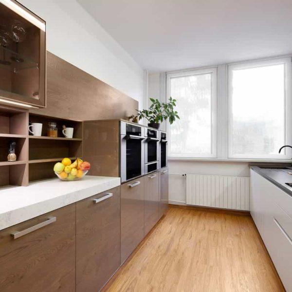 lapitec sintered stone - kitchen