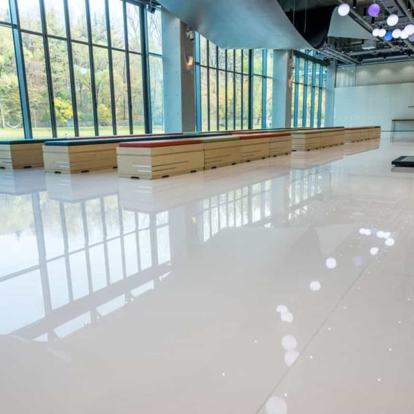lapitec sintered stone - flooring