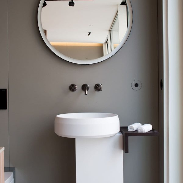 lapitec bathroom vanity